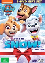 Paw Patrol - Best In Snow | DVD
