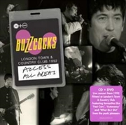 Access All Areas: Buzzcocks | CD