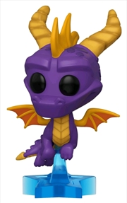 Spyro the Dragon - Spyro Flying Pop! Vinyl | Pop Vinyl