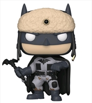 Batman - Batman Red Son 80th Anniversary Pop! Vinyl | Pop Vinyl
