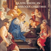 A Latin American Baroque Christmas | CD