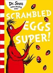 Scrambled Eggs Super | Paperback Book