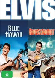 Blue Hawaii / Roustabout | Double Pack