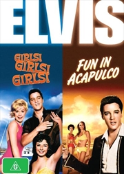 Girls! Girls! Girls! / Fun In Acapulco | DVD