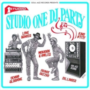 Soul Jazz Records Presents Studio One Dj Party | CD