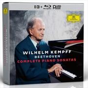 Complete Beethoven Sonatas | Blu-ray/CD