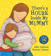 Theres A House Inside My Mummy | Paperback Book