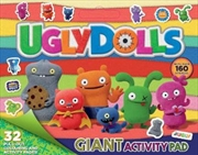 Uglydolls: Giant Activity Pad | Paperback Book