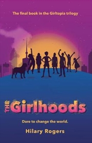 Girltopia #3: The Girlhoods | Paperback Book