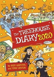 117-Storey Treehouse: Diary 2020