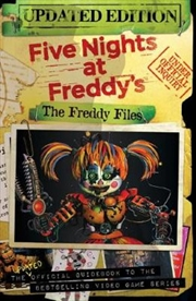 Five Nights at Freddy's: The Freddy File