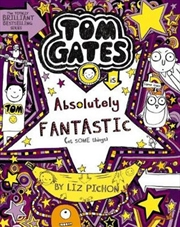 Tom Gates #5: Tom Gates is Absolutely Fantastic (at some things) (re-release) | Paperback Book