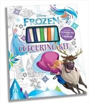 Frozen: Colouring Kit