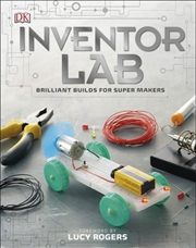 Inventor Lab | Hardback Book