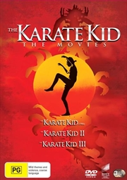 Karate Kid / Karate Kid II / Karate Kid III | Franchise Pack