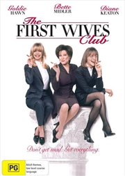 First Wives Club, The | DVD