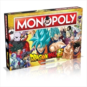 Monopoly - Dragon Ball Super  | Merchandise