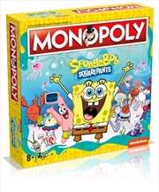 Monopoly - Spongebob Squarepants | Merchandise