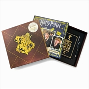 Harry Potter 2020 Calendar, Diary & Pen Box Set - Official Calendar, Diary & Pen In Presentation Box | Merchandise