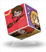 Harry Potter Magic Cube 2020 Desk Calendar - Official Desk Format Calendar | Merchandise