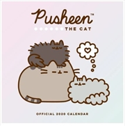 Pusheen 2020 Calendar - Official Square Wall Format Calendar