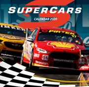 Supercars - 2020 Square Wall Calendar