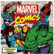 Marvel Comics 2020 Calendar - Official Square Wall Format Calendar | Merchandise