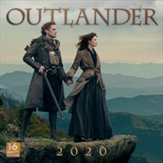 Outlander 2020 Square Wall Calendar | Merchandise