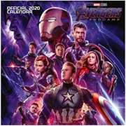 Marvel Avengers End Game - 2020 Official Wall Calendar