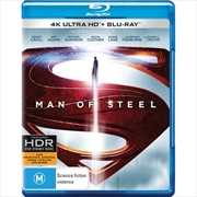 Man Of Steel | UHD
