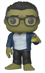 Avengers 4: Endgame - Hulk with Taco Pop! Vinyl | Merchandise