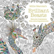Millie Marotta's Brilliant Beasts | Paperback Book