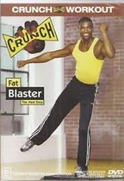 Crunch - Fat Blaster The Next Step   DVD
