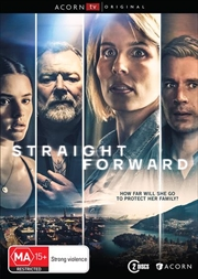 Straight Forward | DVD
