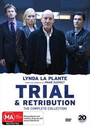 Trial and Retribution | Complete Collection | DVD