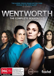 Wentworth - Season 1-7 | Boxset | DVD
