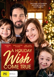 A Holiday Wish Come True | DVD