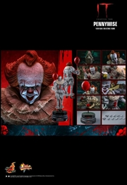 "It: Chapter 2 - Pennywise with Balloon 1:6 Scale 12"" Action Figure 