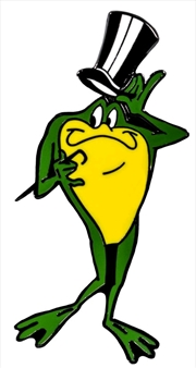 Looney Tunes - Michigan J. Frog Enamel Pin