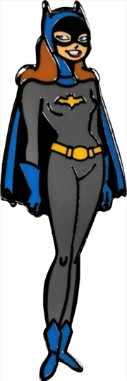Batman:The Animated Series - Batgirl Enamel Pin | Merchandise