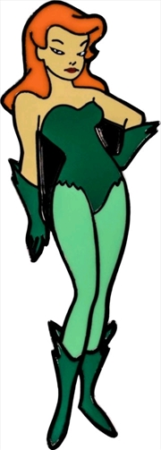 Batman: The Animated Series - Poison Ivy Enamel Pin | Merchandise
