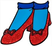 Wizard of Oz - Ruby Slippers Enamel Pin | Merchandise