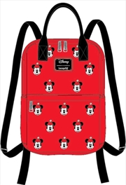 Mickey Mouse - Minnie Embroidered Backpack