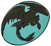 Toothless Flying Enamel Pin