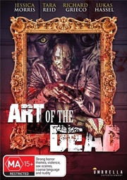 Art Of The Dead | DVD