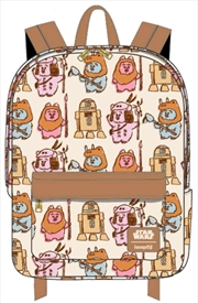 Star Wars - Ewoks Pastel Backpack | Apparel