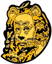 Wizard of Oz - Cowardly Lion Enamel Pin | Merchandise