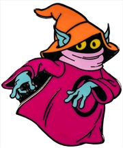 Masters of the Universe - Orko Enamel Pin | Merchandise
