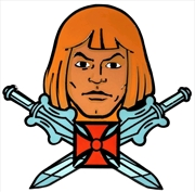 Masters of the Universe - He-Man Enamel Pin | Merchandise