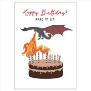 Drogon Birthday | Merchandise